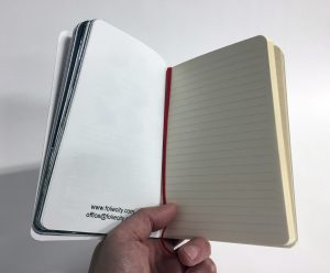 libreta moleskine personalizada